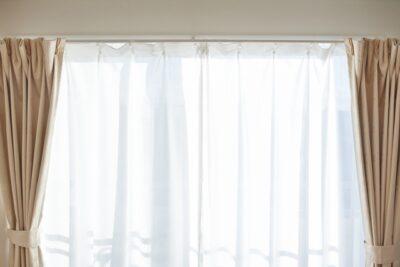 障子の代わりにカーテンをつける方法いろいろ